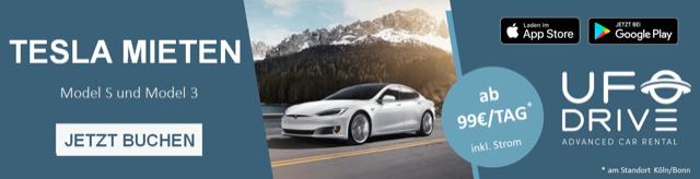 Tesla-mieten-ufodrive